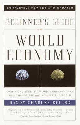 A Beginner's Guide to the World Economy Cover
