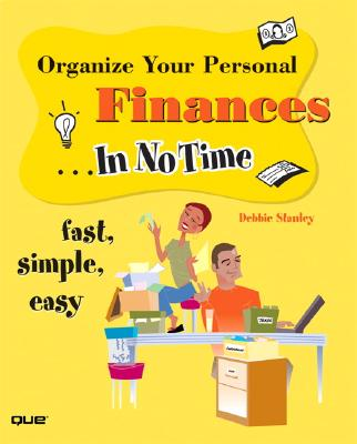 Organize Your Personal Finances in No Time Cover