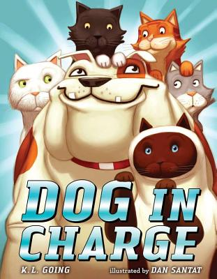 Dog in Charge Cover