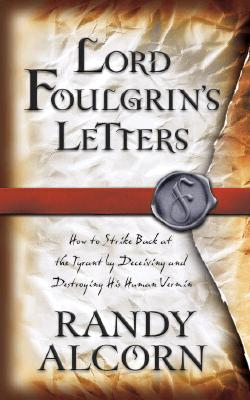 Lord Foulgrin's Letters Cover