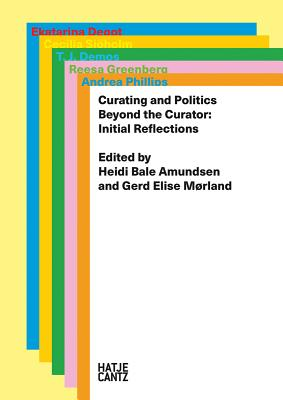 Curating & Politics Cover Image