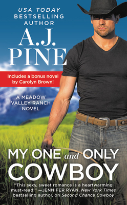 Cover for My One and Only Cowboy