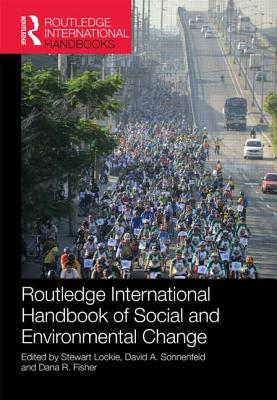 Routledge International Handbook of Social and Environmental Change Cover Image