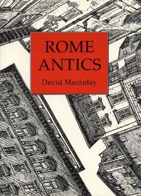 Rome Antics Cover