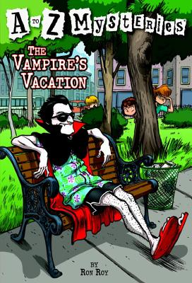 The Vampire's Vacation Cover
