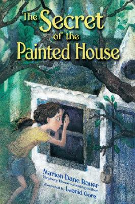 The Secret of the Painted House Cover