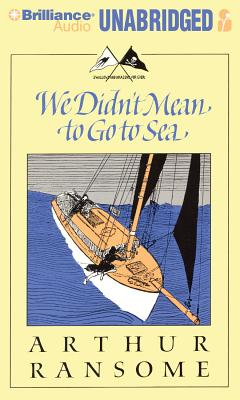 We Didn't Mean to Go to Sea (Swallows and Amazons #7) Cover Image