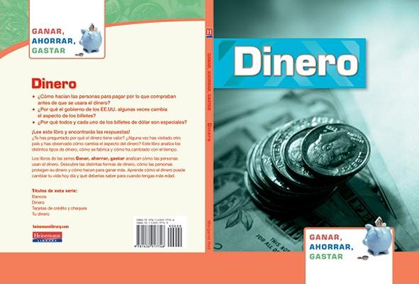 Dinero = Money Cover Image