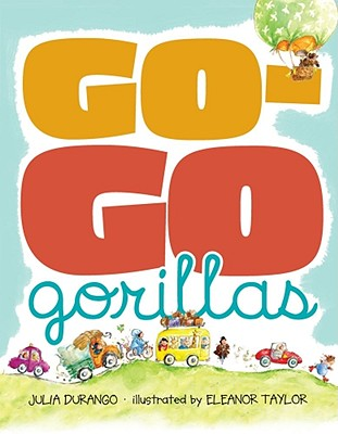 Go-Go Gorillas Cover