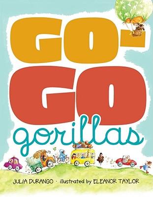 Go-Go Gorillas Cover