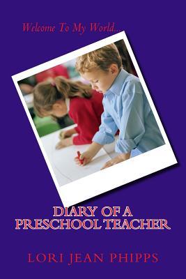 Diary of a Preschool Teacher Cover Image