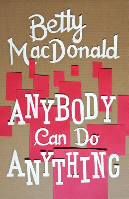 Anybody Can Do Anything Cover Image