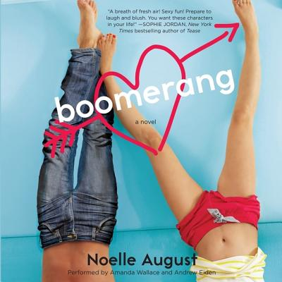 Cover for Boomerang Lib/E