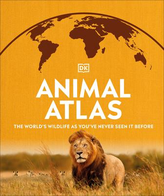 Animal Atlas (Where on Earth?) Cover Image