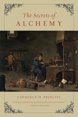 The Secrets of Alchemy (Synthesis) Cover Image