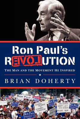 Ron Paul's Revolution Cover