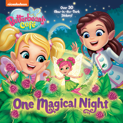 Cover for One Magical Night (Butterbean's Cafe) (Pictureback(R))