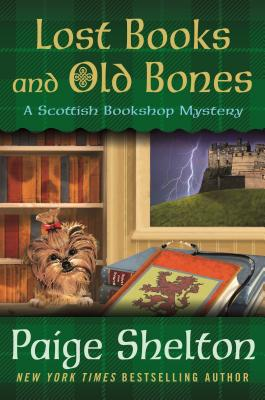 Lost Books and Old Bones: A Scottish Bookshop Mystery Cover Image