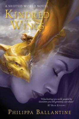 Kindred and Wings Cover