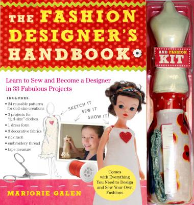 The Fashion Designer's Handbook Cover
