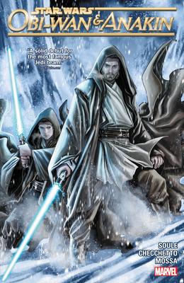 Star Wars: Obi-Wan and Anakin Cover Image