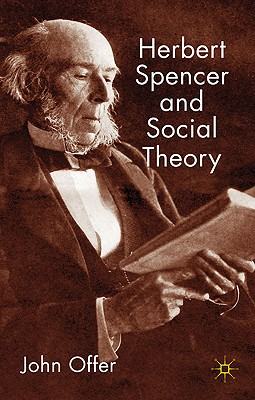 Cover for Herbert Spencer and Social Theory