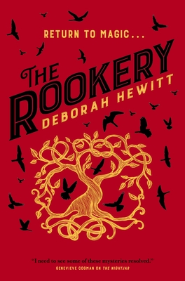 The Rookery (The Nightjar Duology #2) Cover Image