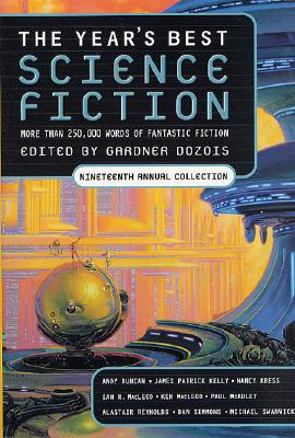 Cover for The Year's Best Science Fiction