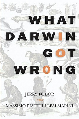 What Darwin Got Wrong Cover