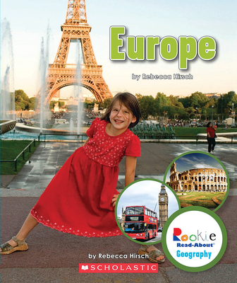 Europe (Rookie Read-About Geography: Continents) Cover Image