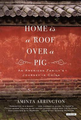 Home Is a Roof Over a Pig Cover