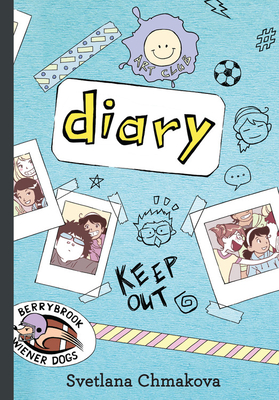Diary (Berrybrook Middle School #4) Cover Image