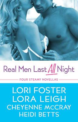 Real Men Last All Night Cover