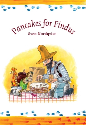 Pancakes for Findus (Findus and Pettson) Cover Image