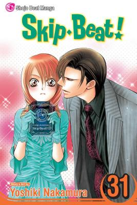 Skip Beat!, Vol. 31 Cover