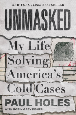 Unmasked: My Life Solving America's Cold Cases Cover Image