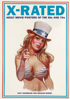 X-Rated: Adult Movie Posters of the 60s and 70s Cover Image