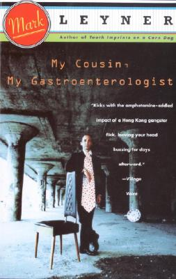 My Cousin, My Gastroenterologist Cover