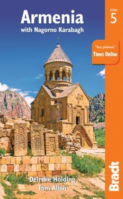 Armenia: With Nagorno Karabagh Cover Image