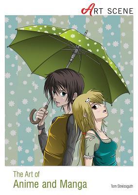 The Art of Anime and Manga Cover Image