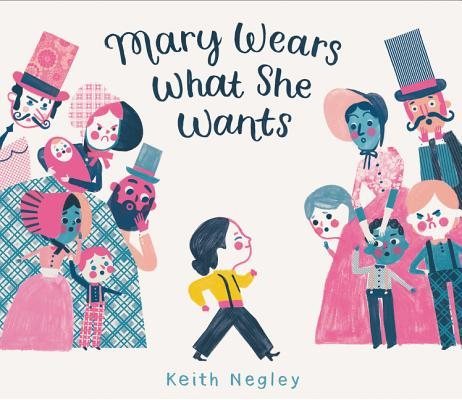 Mary Wears What She Wants Cover Image