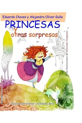 Princesas: Y otras sorpresas... Cover Image