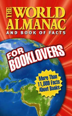 The World Almanac and Book of Facts for Booklovers Cover Image