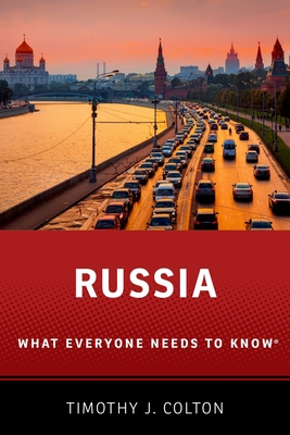 Russia: What Everyone Needs to Knowr cover