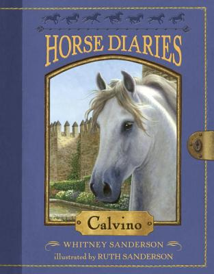 Cover for Horse Diaries #14