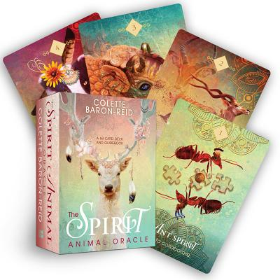 The Spirit Animal Oracle: A 68-Card Deck and Guidebook Cover Image