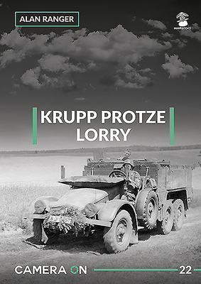 Krupp Protze Lorry (Camera on #22) Cover Image