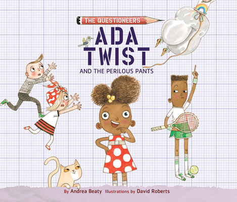 ADA Twist and the Perilous Pants Cover Image
