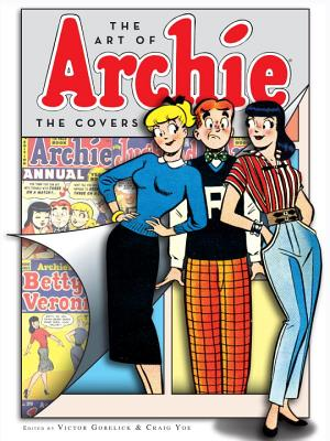 The Art of Archie Cover
