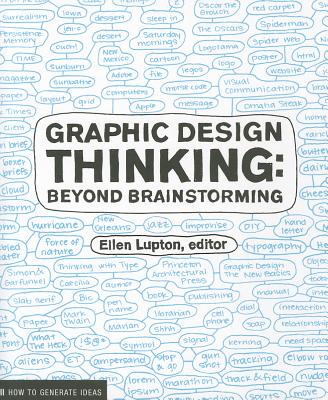 Graphic Design Thinking Cover Image